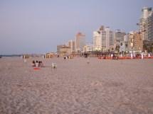 Beaches In Tel Aviv - Gordon Beach