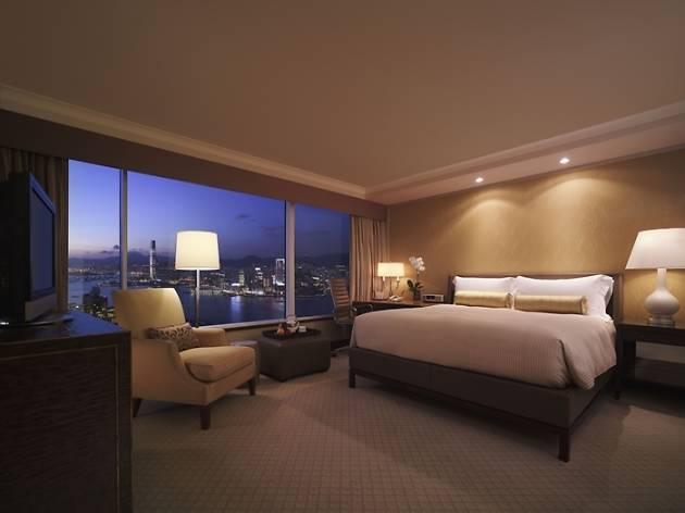 香港港麗酒店   香港金鐘的酒店
