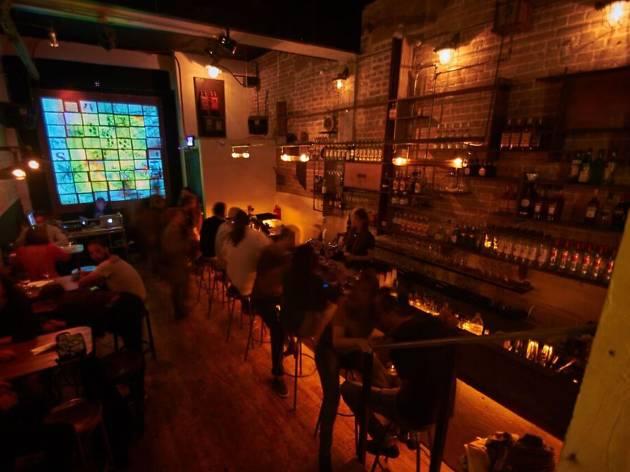 Sputnik Bar  Bars in White City Tel Aviv
