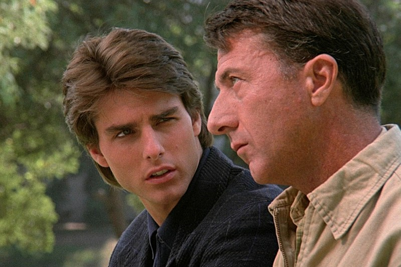 Rain Man 1988, directed by Barry Levinson   Film review