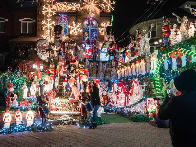 Best Christmas Lights NYC Has To Offer Including Festive