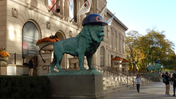Art Institute Lions Chicago Cubs Hats