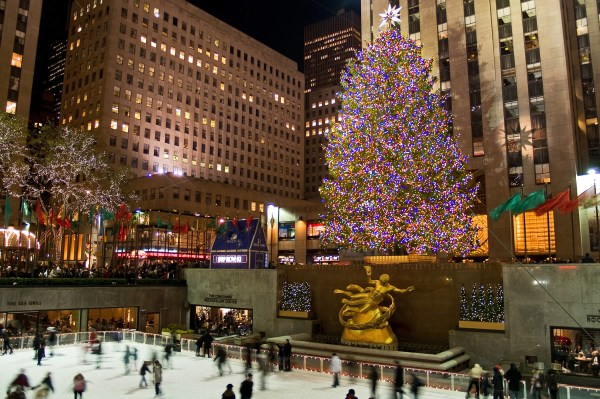 Rockefeller Center Christmas Tree