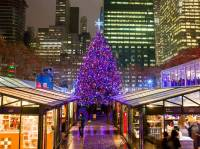 Here are the dates for the best tree lighting ceremonies ...