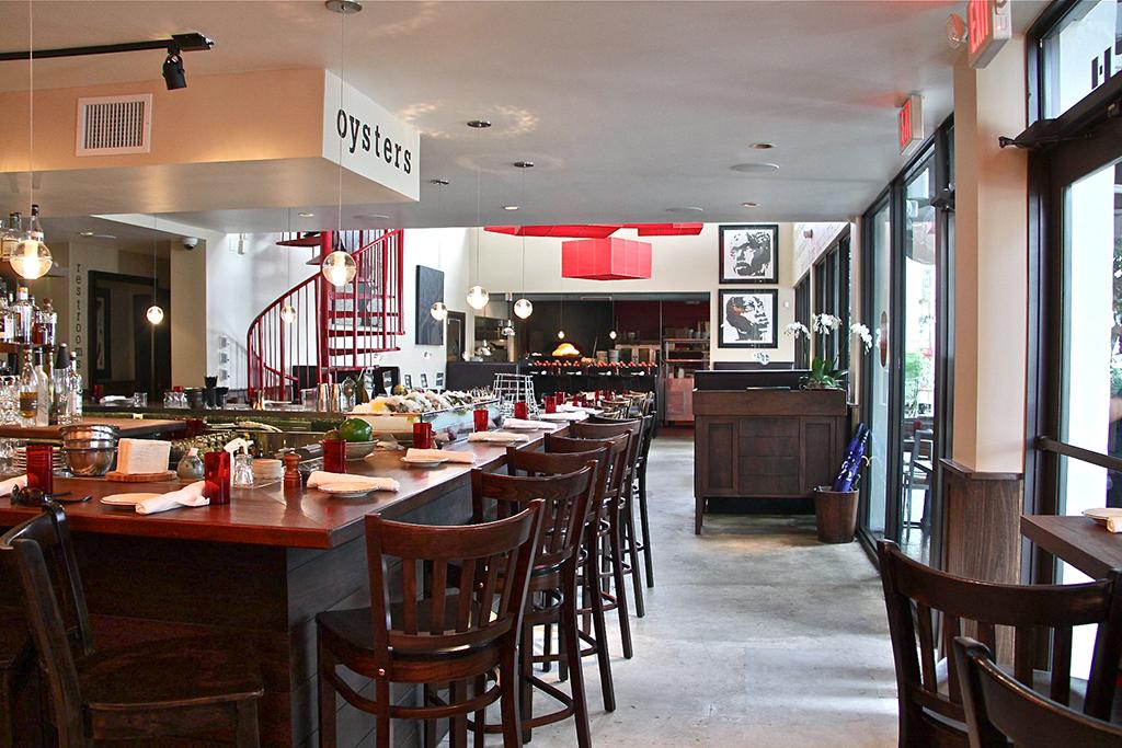 Michaels Genuine Food  Drink  Restaurants in Design