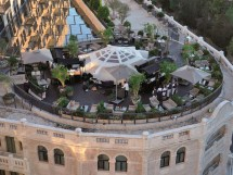 Garden Terrace Restaurants In City Center
