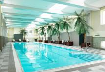 Marriott Hotel County Hall London Pool