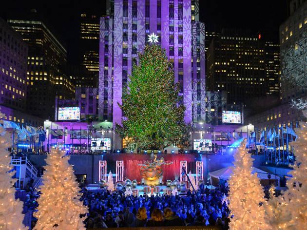 Rockefeller Tree Lighting