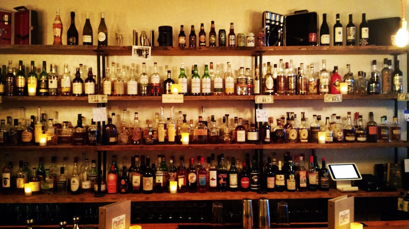 Travel Bar  Bars in Carroll Gardens Brooklyn
