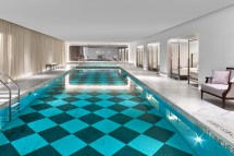 Hotels With Indoor Pools In Spas Rooftops Nyc