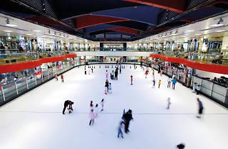 香港最佳溜冰場