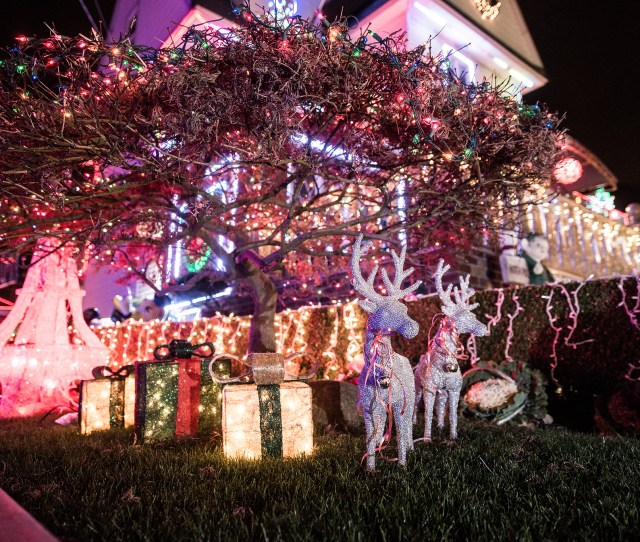 The Dyker Heights Christmas Lights  Guide