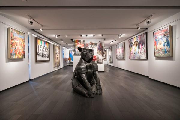 Art Galleries In Hong Kong - Time