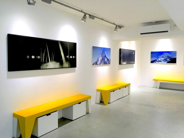 Art Galleries In Hong Kong - Time