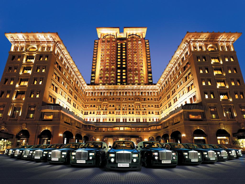 香港半島酒店 | 香港尖沙咀的酒店