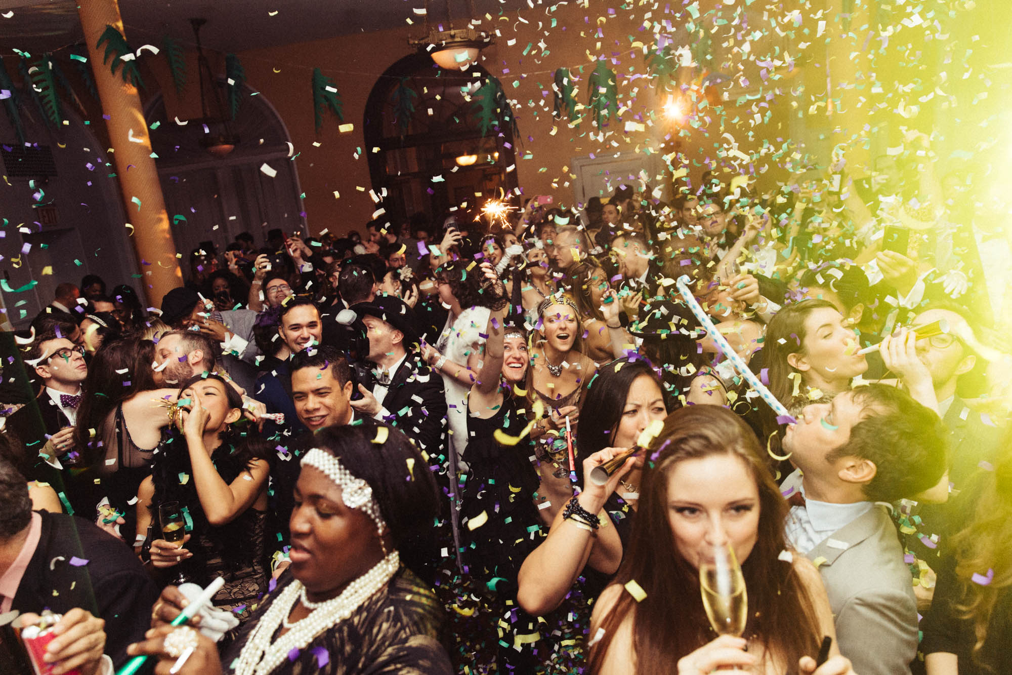 New Year's Eve 2017 Nyc Guide Including Events And Parties