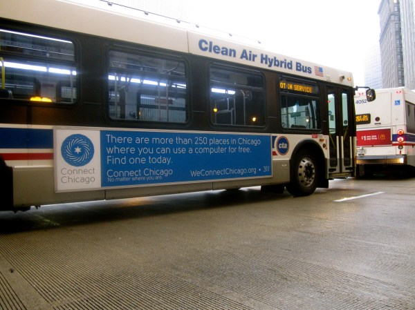 Chicago Cta Bus Routes - Year of Clean Water