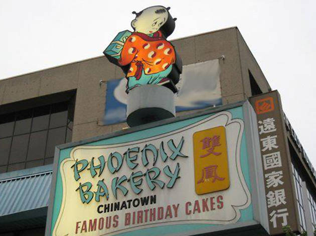 Best Chinese bakeries in Los Angeles for pastries breads and more