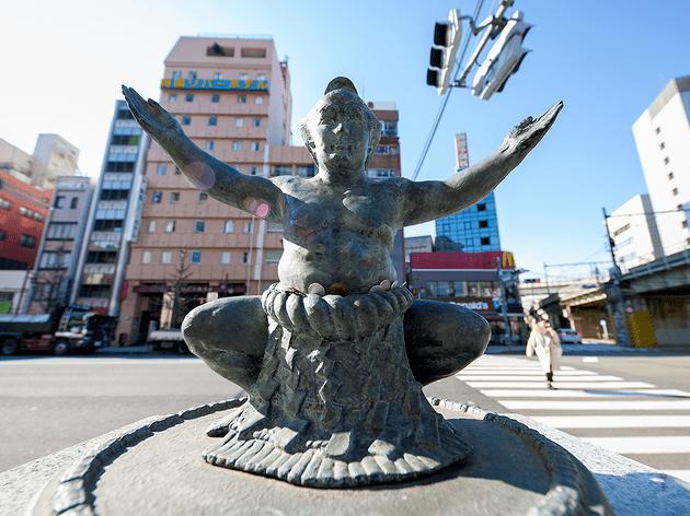 Ryogoku area guide  Time Out Tokyo