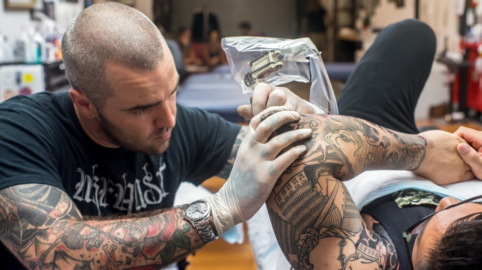 The 10 Best Tattoo Parlours And Studios In Sydney