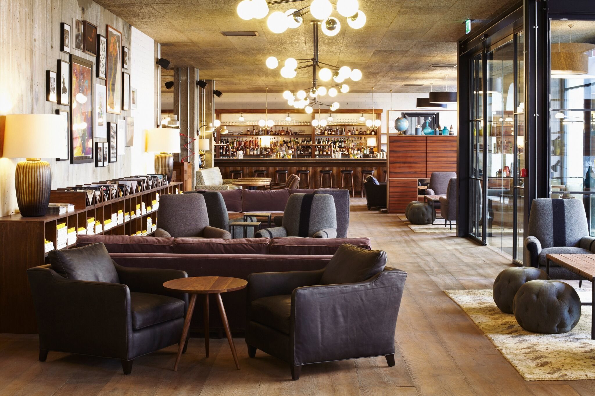 The Hoxton Holborn  Hotels in Holborn London