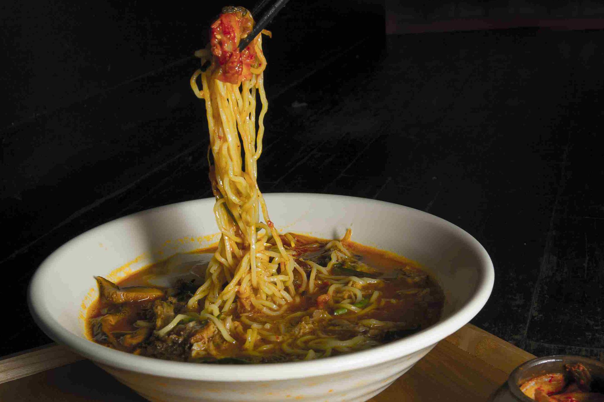 Very Fresh Noodles New York Menu
