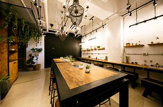 Essence Cafe Shopping In Ebisu Tokyo