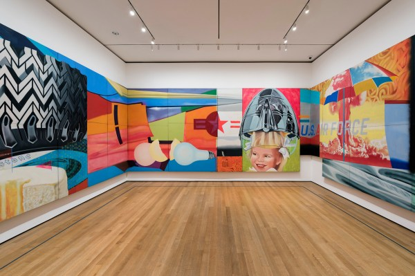 James Rosenquist Pop Art