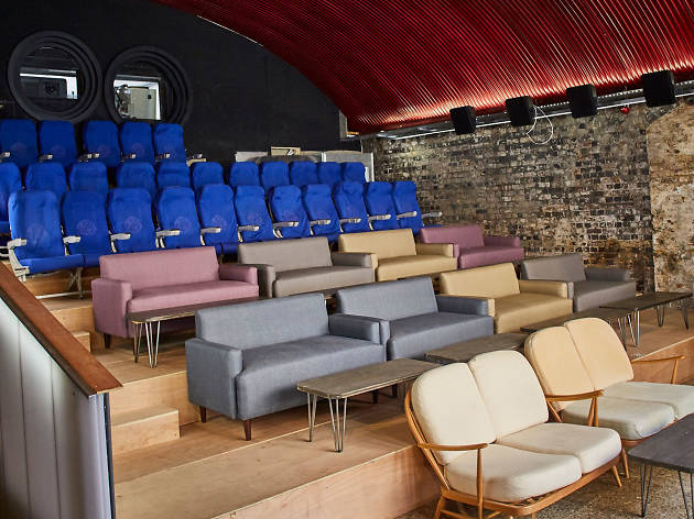 east london sofa cinema 597 casual reclining sectional with right side chaise by franklin 10 of s prettiest cinemas time out the institute light