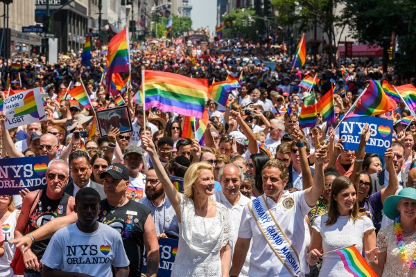 Nyc Pride March 2019 Route Information And Places Watch