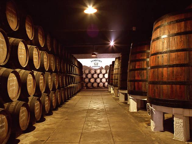 Ferreira Cellars Attractions In Vila Nova De Gaia Vila