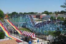 Amusement Parks Nyc Hersheypark Six Flags