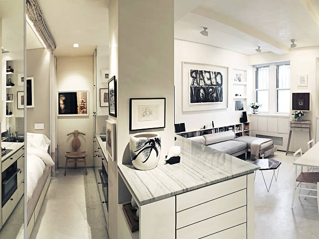 Find Out How New Yorkers Turned Their Extremely Tiny Manhattan Apartments Into Envy Inducing Chic Pads
