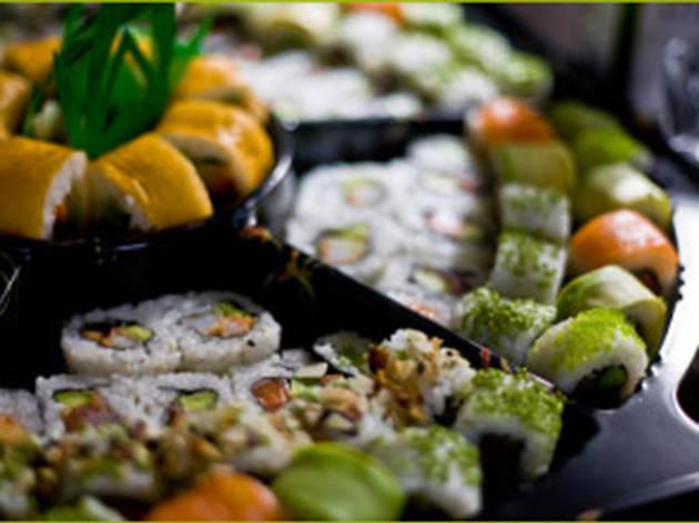 Sushi Restaurants Tel Aviv