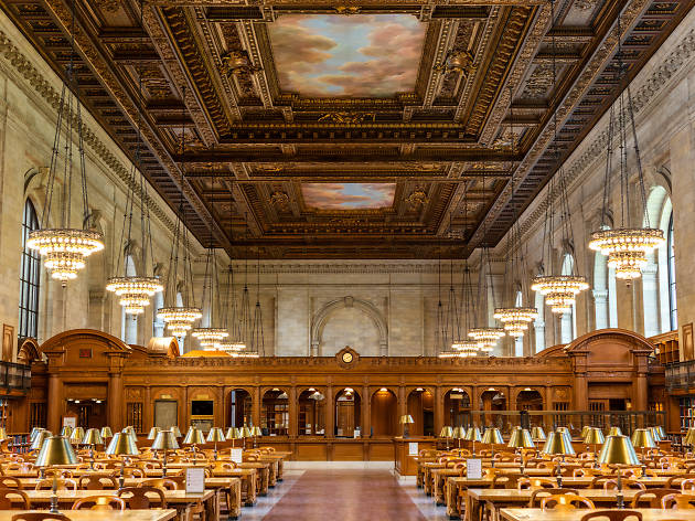Most Gorgeous Libraries in NYC for Sightseeing Architecture
