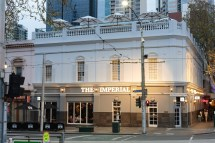 Imperial Hotel Bars In Melbourne