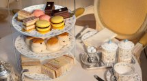 London Afternoon Teas 22 Remember