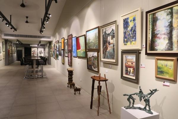 Art Gallery Exhibition