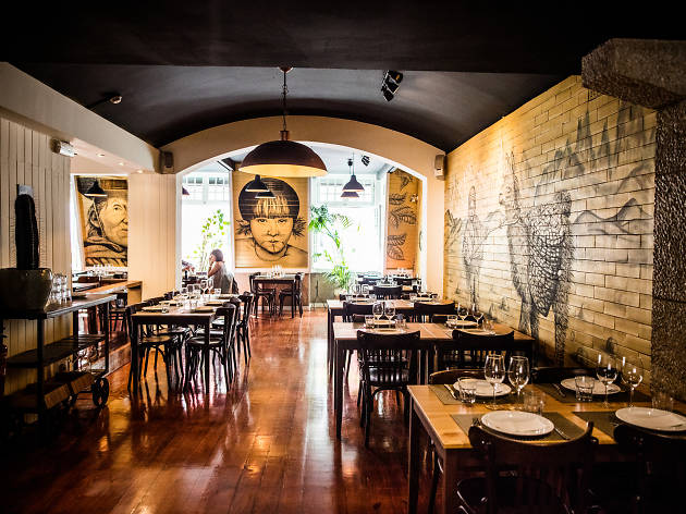 Time Out Restaurant Guide