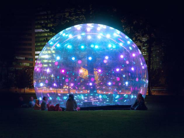 Led Bubble Lights