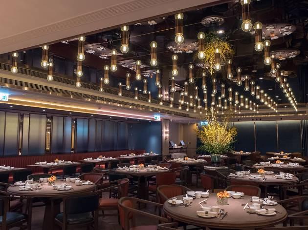十里洋場   香港銅鑼灣的餐廳