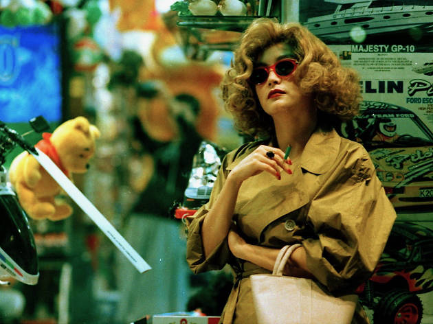 Chungking Express directed by Wong Karwai  Film review
