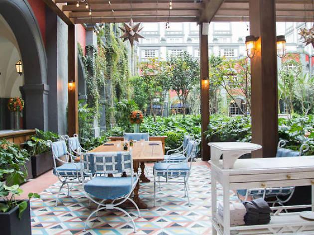 Las mejores terrazas para comer en la Ciudad de Mxico