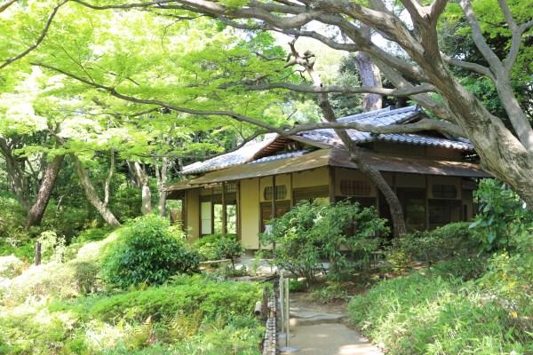 Tokyo Metropolitan Teien Art Museum In Shirokanedai