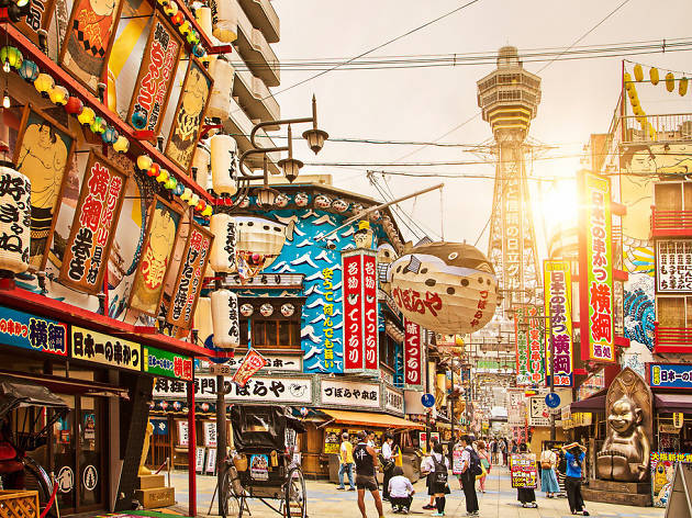 Where To Stay In Osaka Best City Neighbourhoods