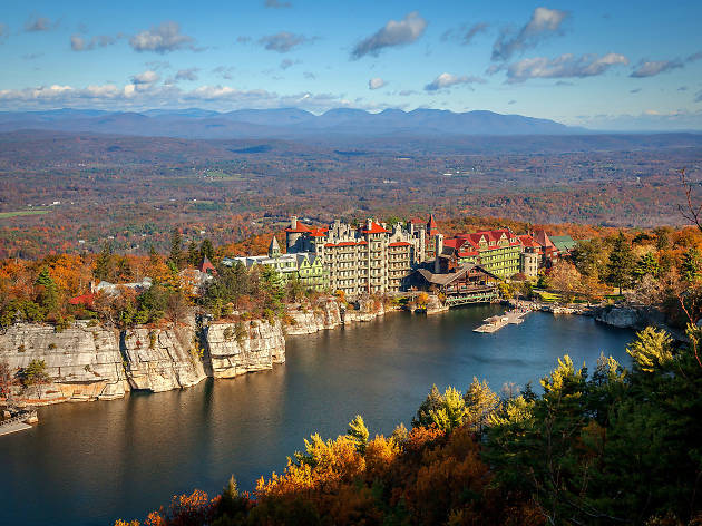 picturesque fall getaways from