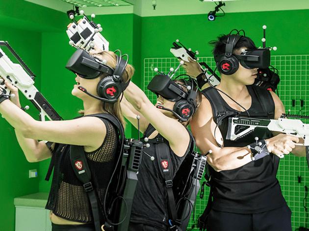 香港五間必去 VR 體驗館