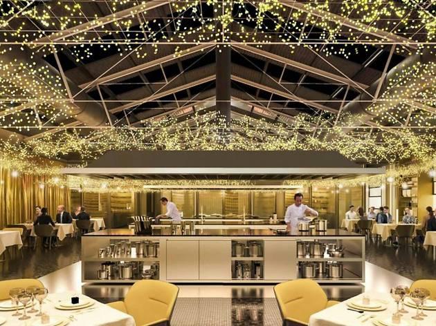 Barcelona restaurants with Michelin stars  Autumn 2018