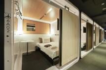 Capsule Hotels In Tokyo Time