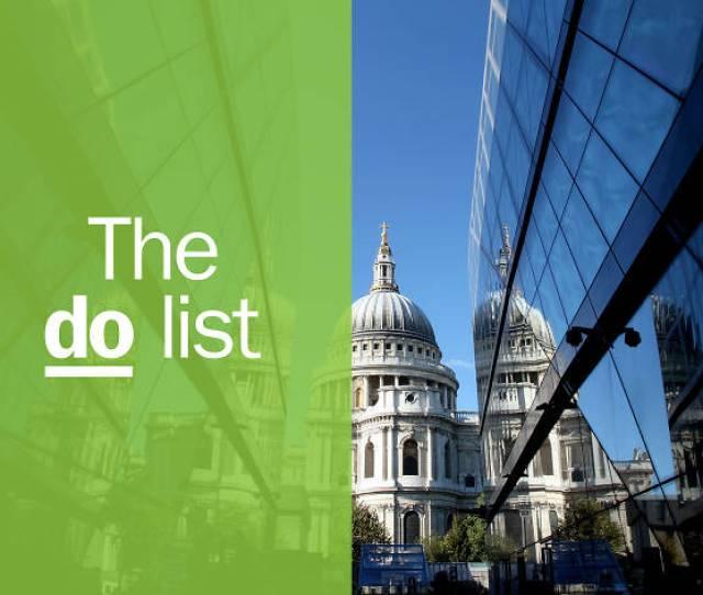 The Do List London